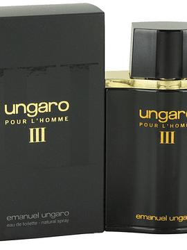 Ungaro III Edt de 100 ml