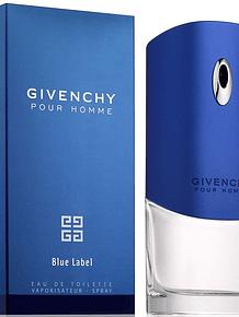 Blue Label Edt de Givenchy de Hombre de 100 ml