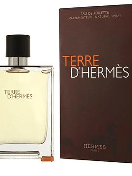 Terré D´Hermés Edt de Hermés de Hombre de 100 ml
