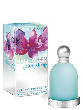 Blue Drop Halloween Edt de 100 ml
