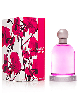 Halloween Kiss Sexy Edt de 100 ml