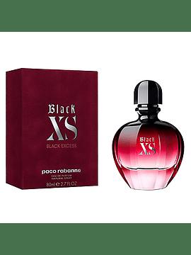 Black XS Black Excess Edp de 80 ml