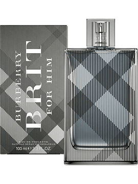 Brit for Him Edt de 100 ml
