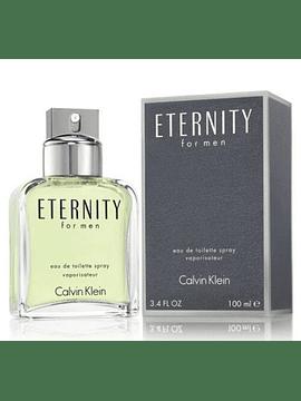 Eternity for Men Edt de 100 ml