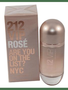 212 Vip Rosé Edp de 80 ml