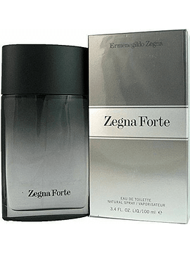 Zegna Forte Edt de 100 ml
