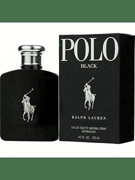 Polo Black Edt de 125 ml