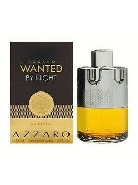 Wanted by Night Edp de 100 ml