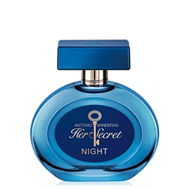 Antonio Banderas Her Secret Night EDT 80 ML Tester (M)