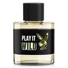 Playboy Play It Wild Man EDT 100 ML (H)