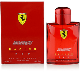 Ferrari Racing Red EDT 125 ML (H)