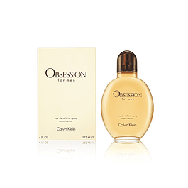 Calvin Klein Obsession Homme EDT 125 ML (H)