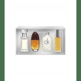 Calvin Klein Set Miniatura 4 x 15 ML (M)