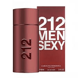 Carolina Herrera 212 Sexy Men EDT 100 ML (H)