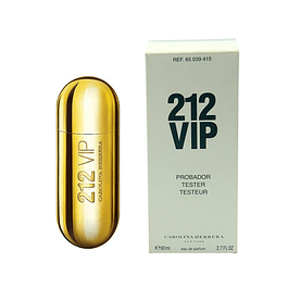 Carolina Herrera 212 VIP EDP 80 ML Tester (M)