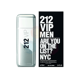 Carolina Herrera 212 VIP Men EDT 100 ML (H)