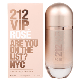 Carolina Herrera 212 VIP Rose EDP 80 ML (M)