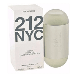 Carolina Herrera 212 Woman EDT 100 ML Tester (M)