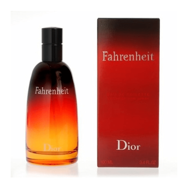 Christian Dior Fahrenheit EDT 100 ML (H)