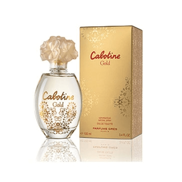 De Gres Cabotine Gold EDT 100 ML (M)