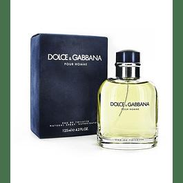 Dolce & Gabbana Pour Homme EDT 125 ML (H)