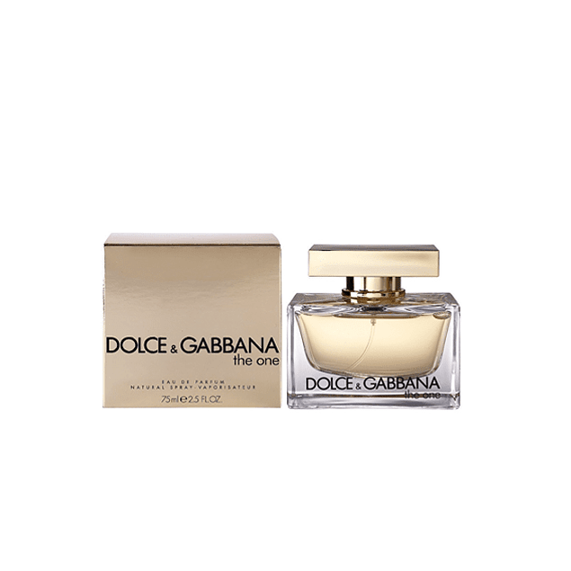 Dolce & Gabbana The One EDP 75 ML (M)