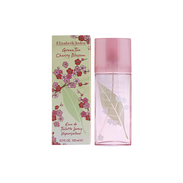 Elizabeth Arden Green Tea Cherry Blossom EDT 100 ML (M)