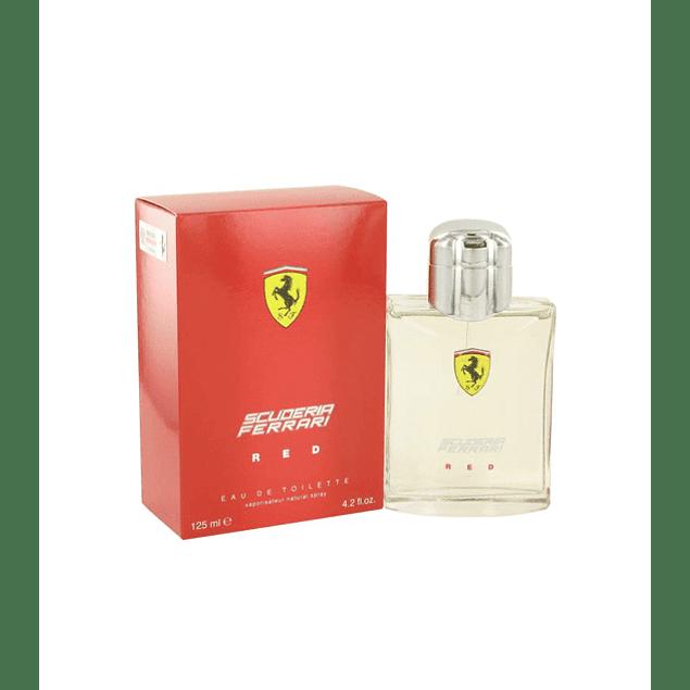 Ferrari Scuderia Red EDT 125 ML (H)