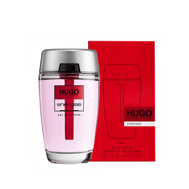 Hugo Boss Energise EDT 125 ML (H)