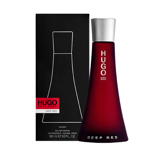 Hugo Boss Deep Red EDP 90 ML (M)