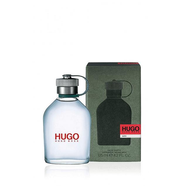 Hugo Boss Hugo Men Cantimplora EDT 125 ML Tester (H)