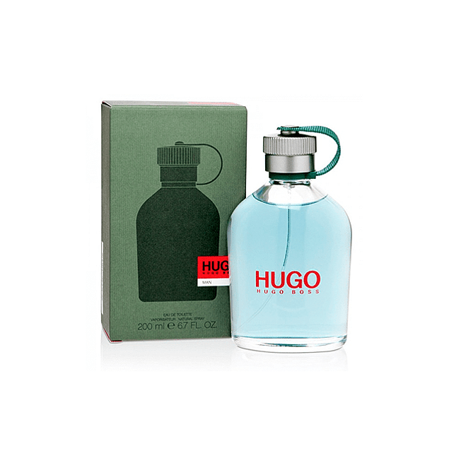 Hugo Boss Hugo Men Cantimplora EDT 200 ML (H)