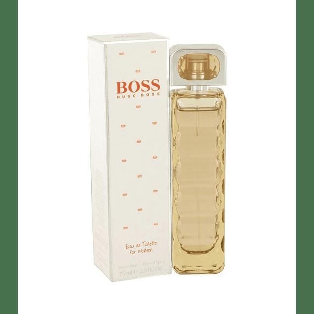 Hugo Boss Orange Woman EDT 75 ML (M)