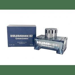 Hummer Chrome EDT 125 ML (H)