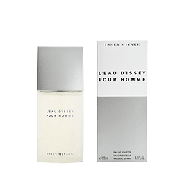 Issey Miyake L'eau D'Issey Homme EDT 125 ML (H)