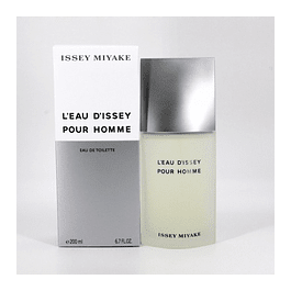 Issey Miyake L'Eau D'Issey Homme EDT 200ML (H)
