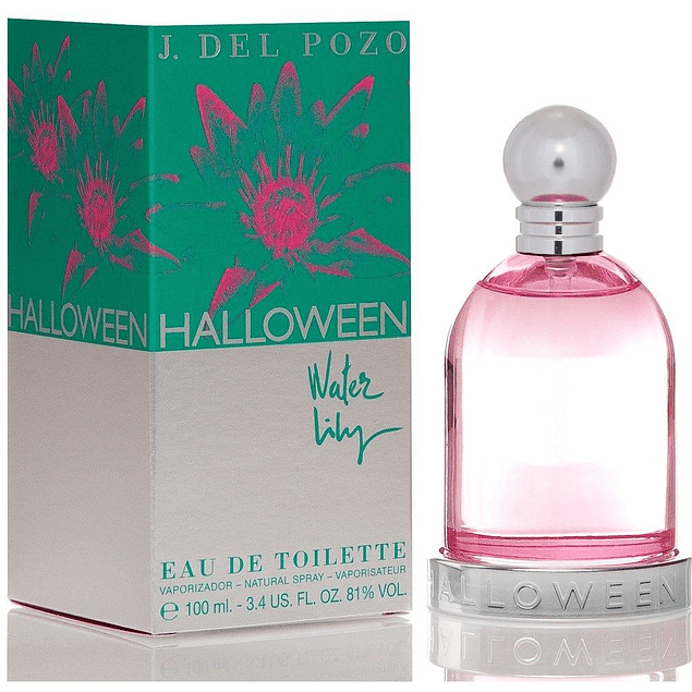 JDP Halloween Water Lily EDT 100 ML (M)
