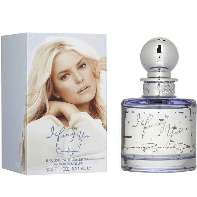 Jessica Simpson I Fancy You EDP 100 ML (M)