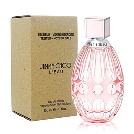 Jimmy Choo  L'Eau EDT 90 ML Tester (M)