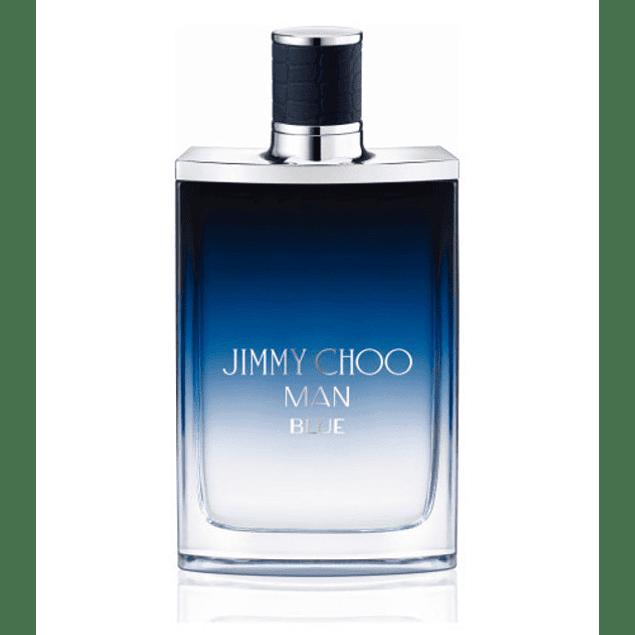 Jimmy Choo  Man Blue EDT 100 ML Tester (H)