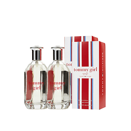 2 X Tommy Hilfiger Tommy Girl EDT 100 ML (M)