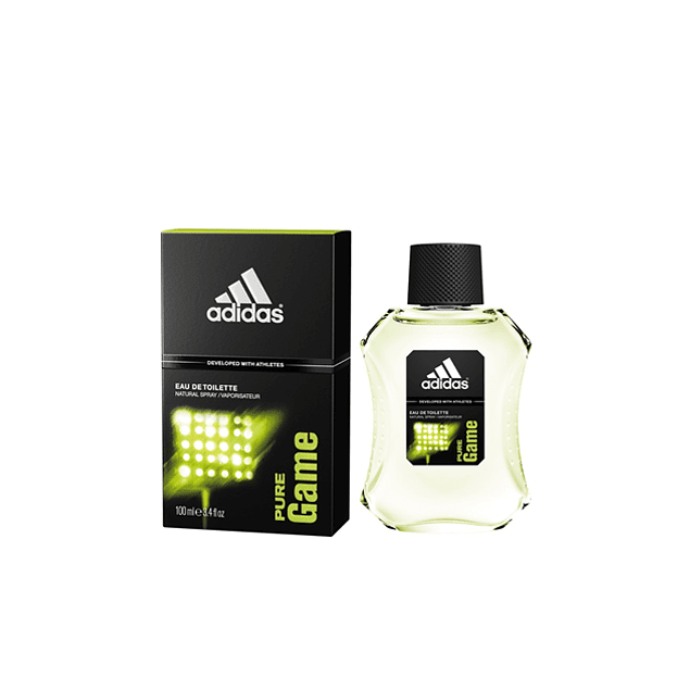 Adidas Pure Game EDT 100ML (H)