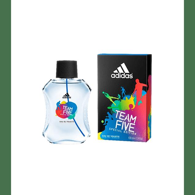Adidas Team Five EDT 100ML (H)