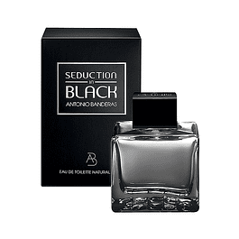 Antonio Banderas Seduction in Black EDT 100 ML (H)