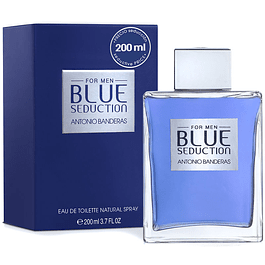 Antonio Banderas Blue Seduction EDT 200 ML (H)