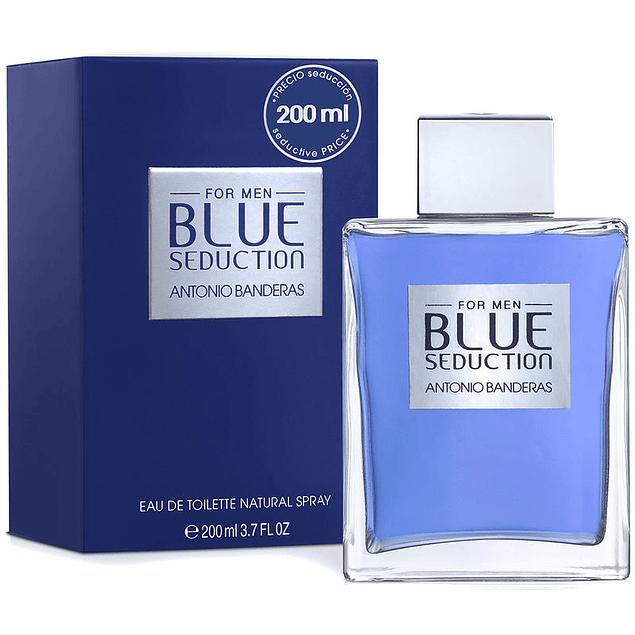 Antonio Banderas Blue Seduction EDT 200 ML (H)