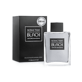 Antonio Banderas Seduction in Black EDT 200 ML (H)