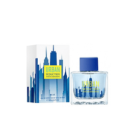 Antonio Banderas Blue Seduction Urban Men EDT 100 ML (H)