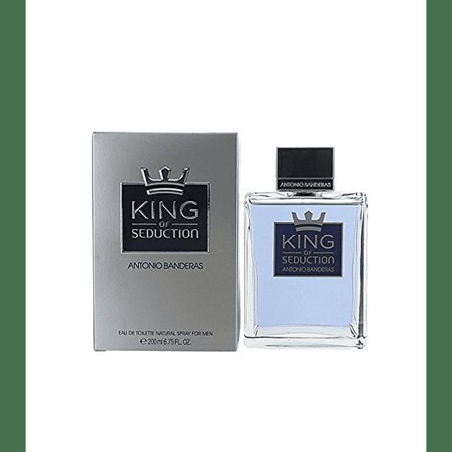 Antonio Banderas King Of Seduction EDT 200 ML (H)