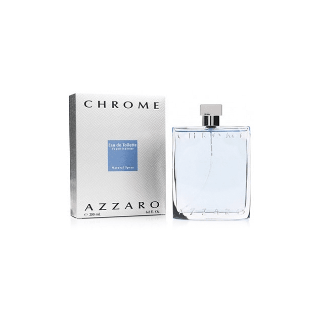 Azzaro Chrome EDT 200 ML (H)